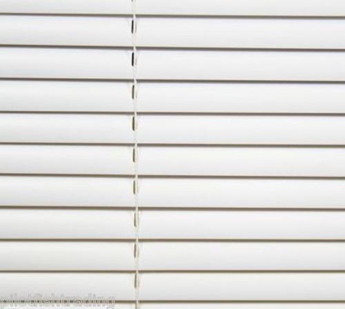 venetian blind blinds pvc white 180cm 6ft wide. Black Bedroom Furniture Sets. Home Design Ideas