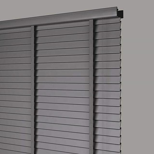 50mm Slat Real Hard Wood Venetian Blind 60cm Wide X 160