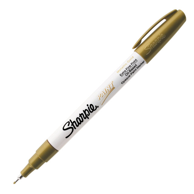 Sharpie-Paint-Marker-EXTRA-FINE-Tip-Pens-OIL-BASED-Most-surface-Indoor-amp-Outdoor