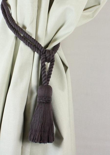 Curtain Rope Ties Gopelling Net Amazing Tiebacks